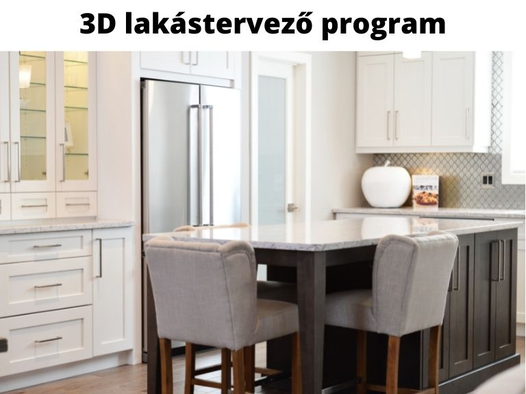 3d lakástervező program