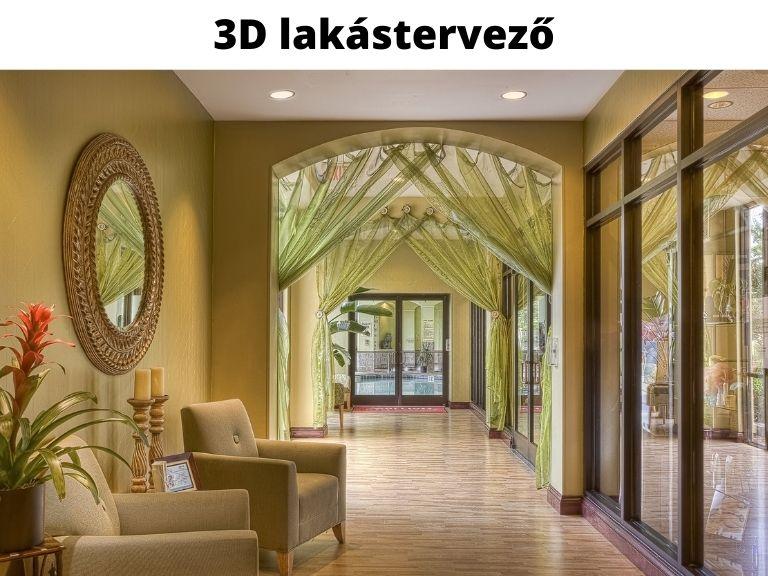 3d lakástervező