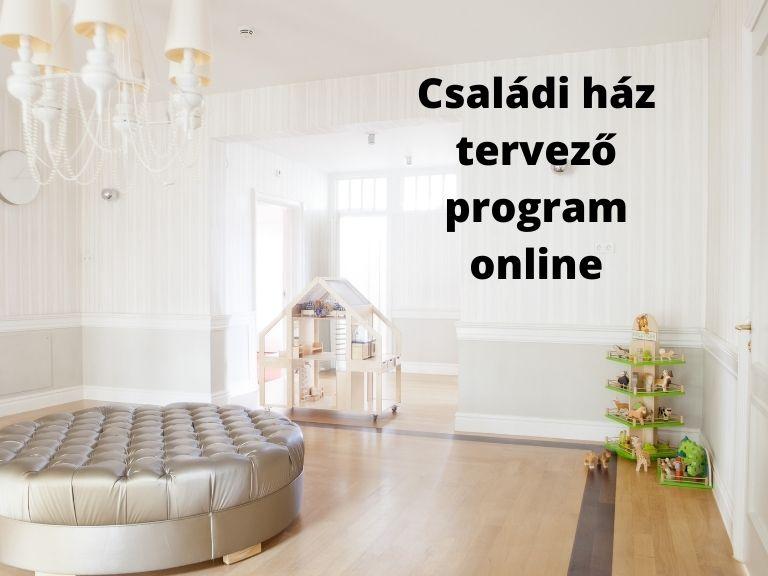 családi ház tervező program online