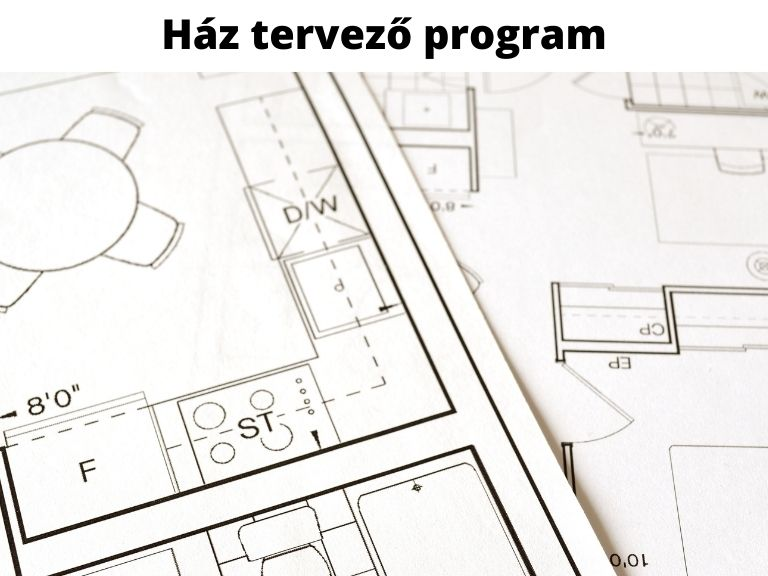 Ház tervező program