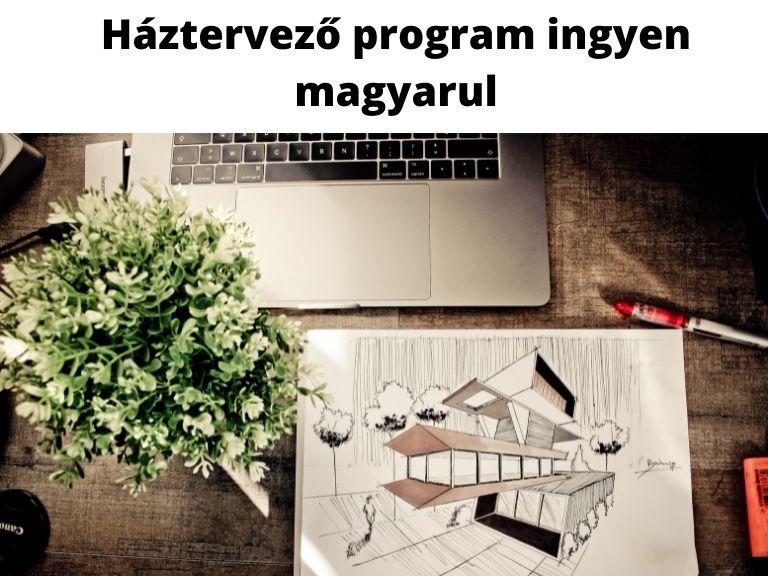 háztervező program ingyen magyarul
