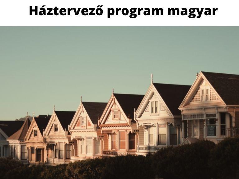 háztervező program magyar