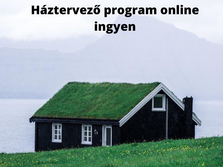 háztervező program online ingyen