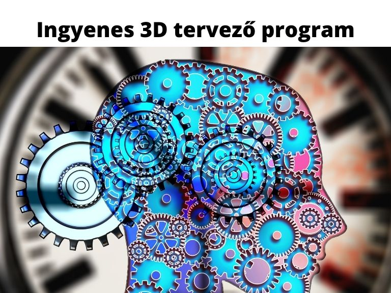 ingyenes 3d tervező program