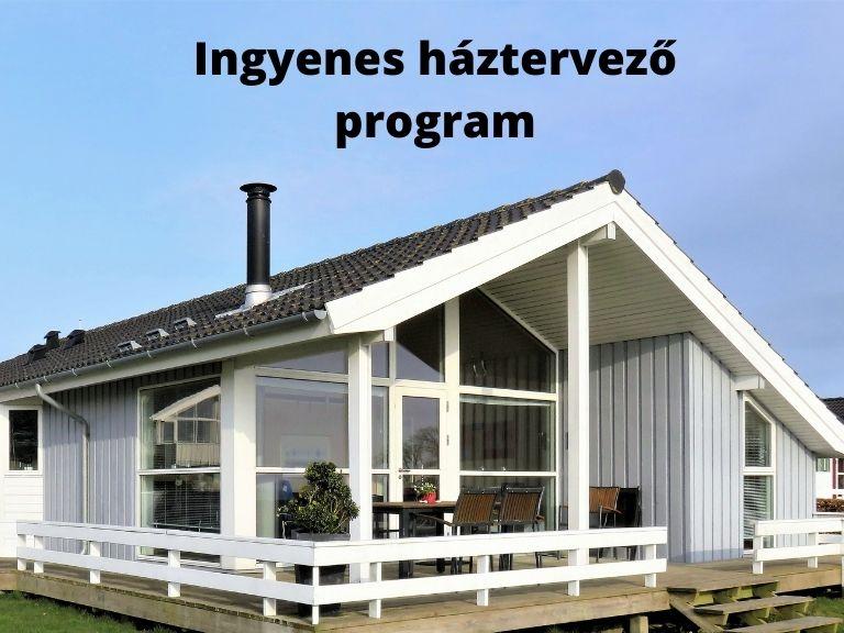ingyenes háztervező program