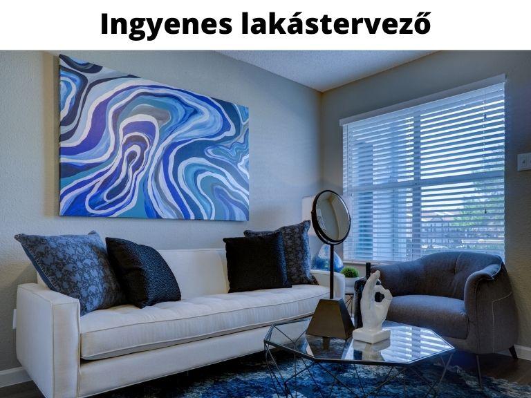 ingyenes lakástervező
