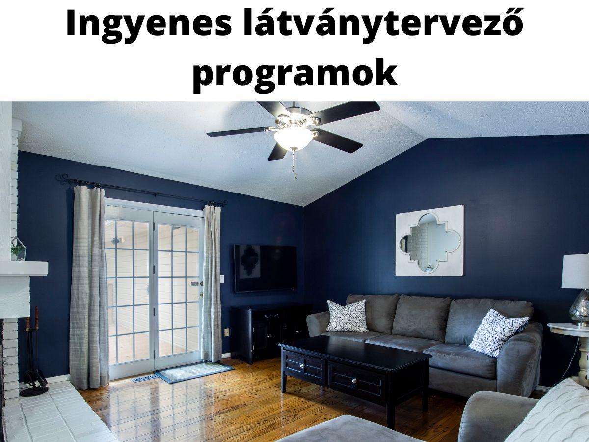 ingyenes látványtervező programok