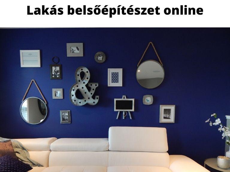 lakás belsőépítészet online