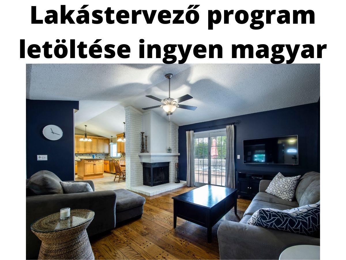 lakástervező program letöltése ingyen magyar