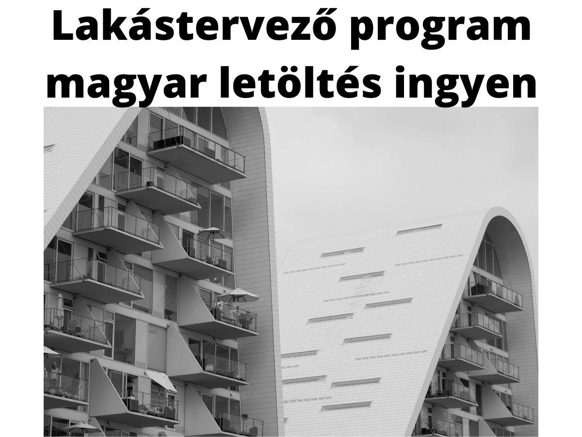 lakástervező program magyar letöltés ingyen