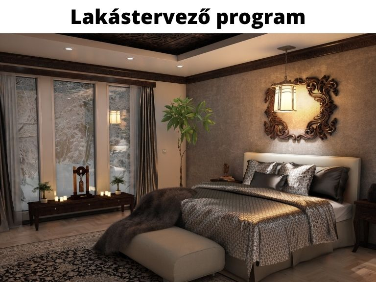 lakástervező program