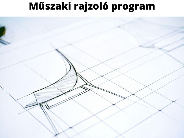 műszaki rajzoló program