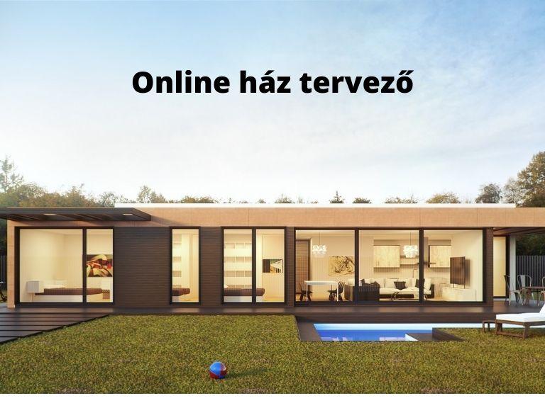 online ház tervező