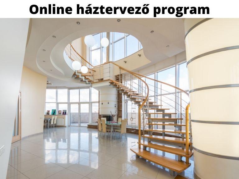 online háztervező program