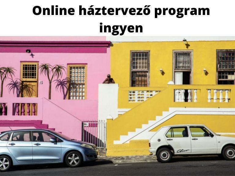 online háztervező program ingyen