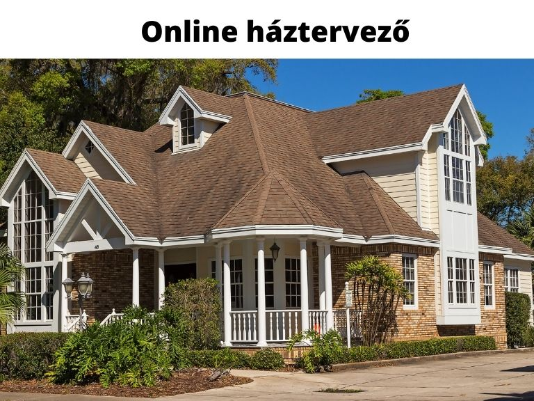 online háztervező