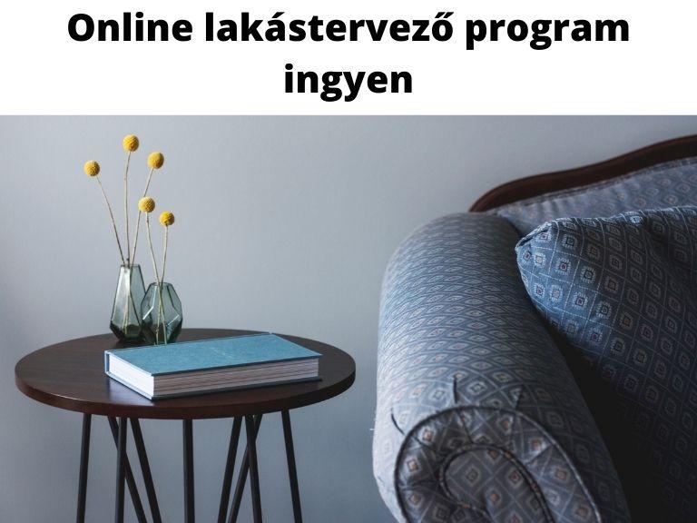 online lakástervező program ingyen