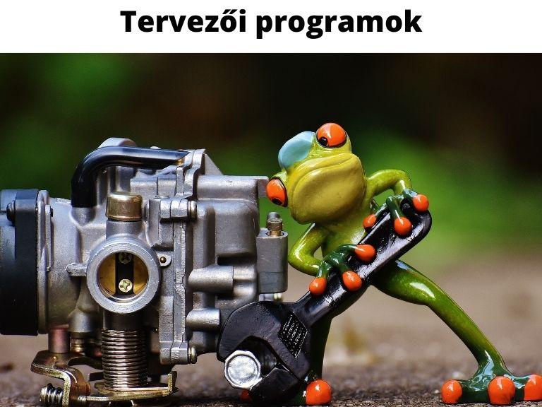 tervezői programok